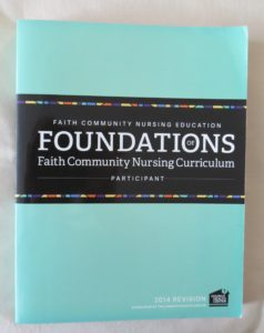 Foundations in Faith book, image